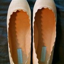Betsey Johnson White Shoes Photo