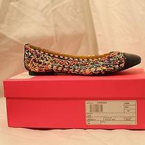 Betsey Johnson Women's Shine Flat Us 8.5m Photo