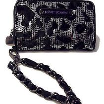Betsey Johnson Zip Around Wallet - Super Cute Photo