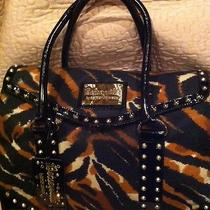 Betsey Johnsonville Handbag/ Everything Bag Well Made and Sturdy. Xl Like New Photo
