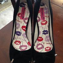 Betsyville Heels Never Worn Size 10 Photo