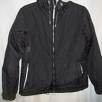 Betty Rides Elements Brand Girls Black Snowboarding Jacket -- Sz Lg Photo