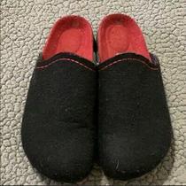 Betula by Birkenstock Felt Mule Clogs 37 6.5 7 Slip on Sandals Wool  Lack New Photo
