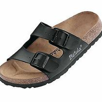 Betula by Birkenstock Sandals Boogie Black Eu 43 Us M10 - New 441691 43 Photo