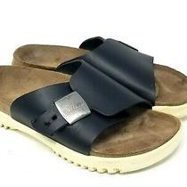 Betula by Birkenstock Women's Slip on Sandals Black Narrow Us 7 Eur 38 G237 Photo