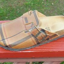 Betula's  by Birkenstock Rock/boston  Leather Clogs  Women  5n   Eu36  New Photo