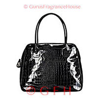 Beyonce Croc Tote Bag Black Croc Like Beyonce Bag Shopping Bag Travel Bag New Photo