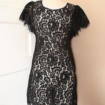 Beyond Vintage Anthropologie Lace Dress Photo