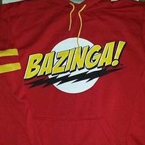 Big Bang Theory Banziga Sweat Shirt Sweater 2xl Comedy Tv Show  Photo
