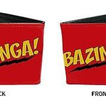 Big Bang Theory Cbs Comedy Tv Show - Bazinga Bi-Fold Wallet Photo