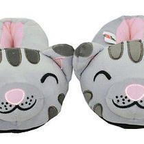 Big Bang Theory Ripple Junction Kitty Plush Womens Slippers Photo