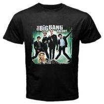 Big Bang Theory Sheldon Cooper Tv Series B01 Black T Shirt S M L Xl Xxl Photo