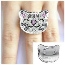 Big Bang Theory Soft Kitty Crystal Ring Photo