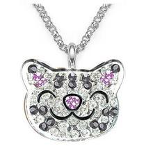 Big Bang Theory Soft Kitty Crystal Ring Necklace Photo