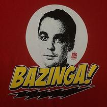 Big Bang Theory Tv Show T-Shirt Adult Large L Tee Photo