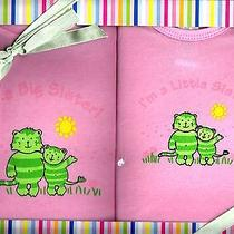 Big Sister Little Sister Box Set by I Play T-Shirt 2t-4t One-Piece 0-6mosnew Photo