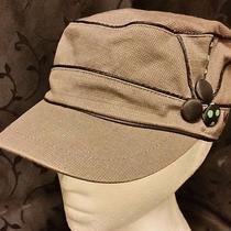 Billabong 73 Cadet Army Style Hat Polka Dot  Photo
