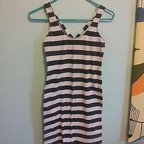 Billabong American Brand Apparel Striped Dress Size Small to Lucky Winner Photo