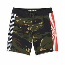 Billabong Andy Irons Forever Ai Dbah Pro 19'' Camo 2020 Costume New Summer On Photo