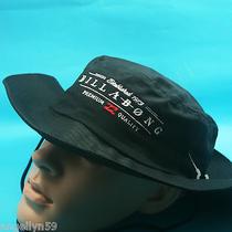 Billabong Aussie Mens Work Sun Cap Boys School Hat Black Size Medium New Photo