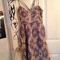 Billabong Aztec Corset Style Dress Size Large  Photo