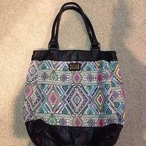 Billabong Aztec Tote With Laptop Sleeve Photo