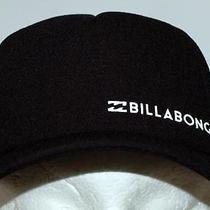 Billabong Baseball Cap Hat New Teen Girls Dream on Trucker Musk Black Bl Aqua Photo