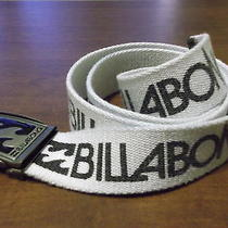 Billabong Belt Men's White Photo