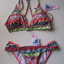 Billabong Bikini Swimsuit Size Medium Photo