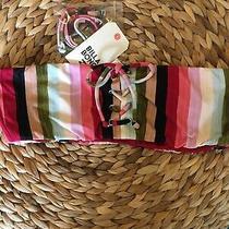 Billabong Bikini Top Size Large Multi Colour Surf With Optional Straps Photo
