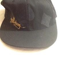 Billabong Black Flex Fit Baseball Hat One Size Fits Most Photo
