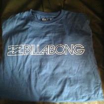 Billabong Blue Tshirt S Photo
