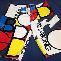 Billabong Boardshorts Board Shorts Size 38 Rarerare Photo