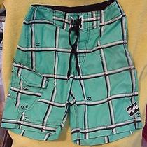 Billabong Boardshorts Mens Surf Shorts Size 28 Photo