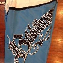 Billabong Boardshorts Size 32 Brian Grubb Signature Photo