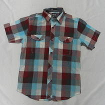 Billabong Boys Benedict Small Shirts Retail 39.50 Best Buy Photo