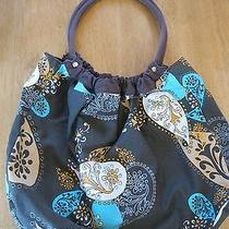 Billabong Brown Canvas Purse Photo