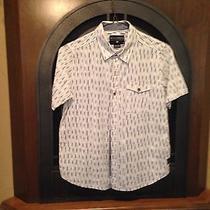Billabong Collared Dress Shirt Boys Sz S Photo