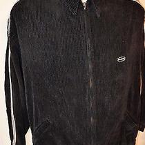 Billabong Corduyroy Striped Surfer Indie Grunge Skater Vtg 90s L/xl Jacket Coat Photo