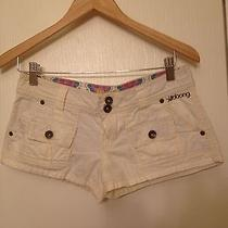 Billabong Cream Shorts 3 Surf Photo