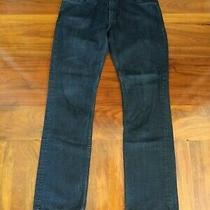 Billabong Dark Blue Jeans All Cotton 34 X 33 Photo