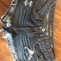 Billabong Denim Shorts Size 1 Photo