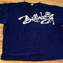 Billabong Double Sided Black Graphic T Shirt Photo