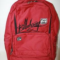 Billabong Expandable Skate/surf Backpack - Brand New Photo