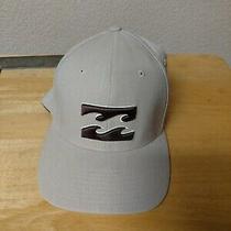 Billabong Flexfit Hat Osfa Brown Tan  Runs M/l Photo