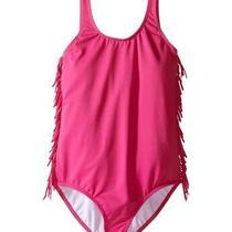 Billabong Girl's Swimwear Pink Size 5 Sol Searcher One Piece Swimsuit 49 681 Photo