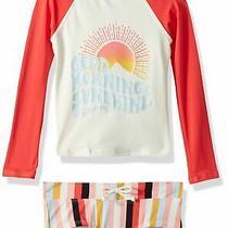 Billabong Girl's Swimwear Pink Size Small S Swimsuit Good Morning 64- 179 Photo