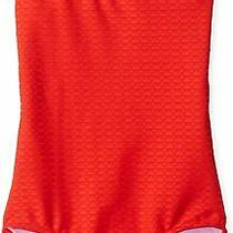 Billabong Girls Swimwear Orange Size 12 One Piece Makin Shapes Swimsuit 59 090 Photo