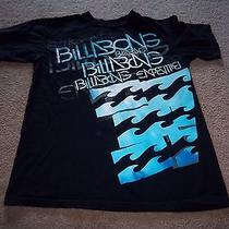 Billabong Graphic T-Shirt Sz Medium Surfing Surf Photo