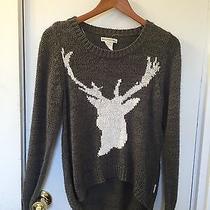 Billabong Gray Knit Sweater Lightweight Surfing S Photo